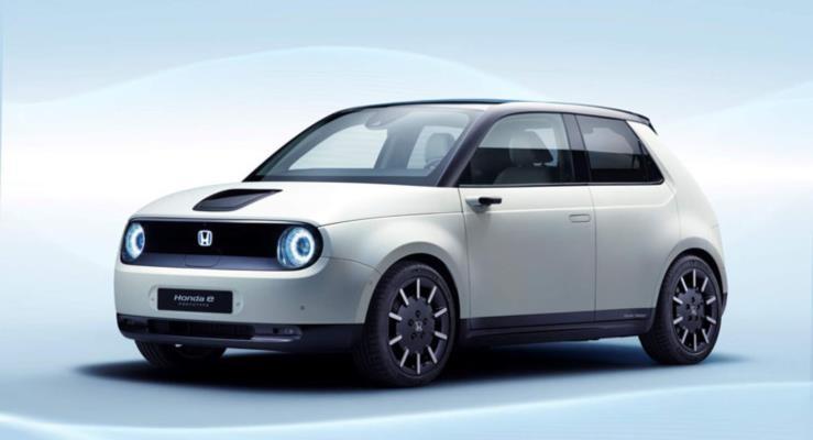 Honda 2025'e kadar bütün Avrupa modellerini elektriklendirecek