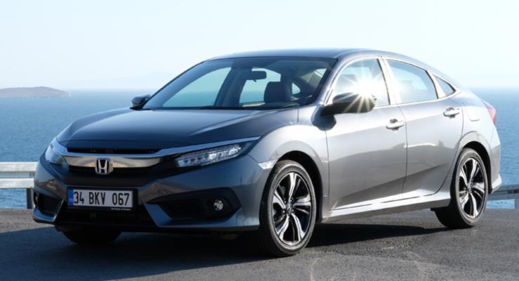 Honda Civic sahibi olmak isteyenler için Eylül kampanyası faiz indirimiyle sürüyor
