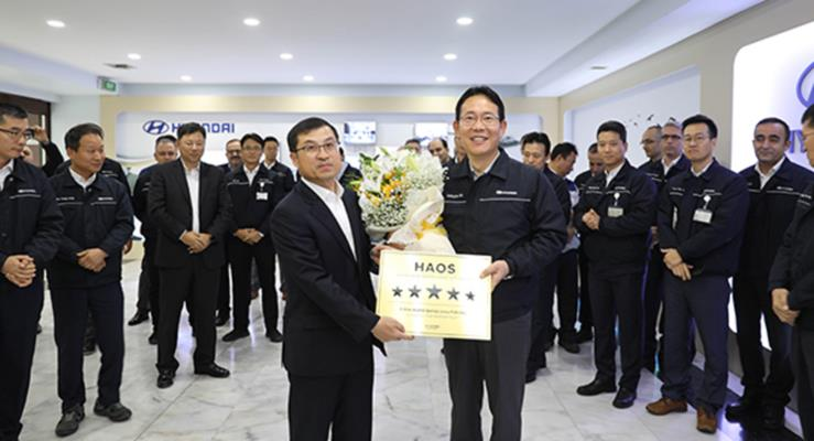 Hyundai Assan kalitede dünyada 1 numara