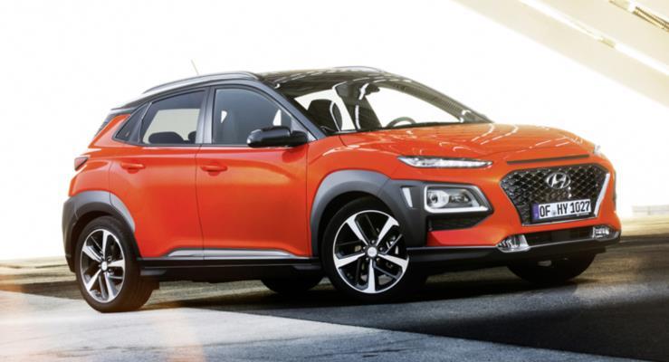 Hyundai KONA da Güvenlikte Zirveye Ulaştı