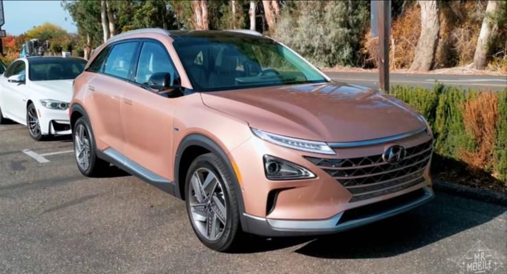 Hyundai Nexo FCV: Toyota Mirai'den daha iyi ama altyapı yetersiz