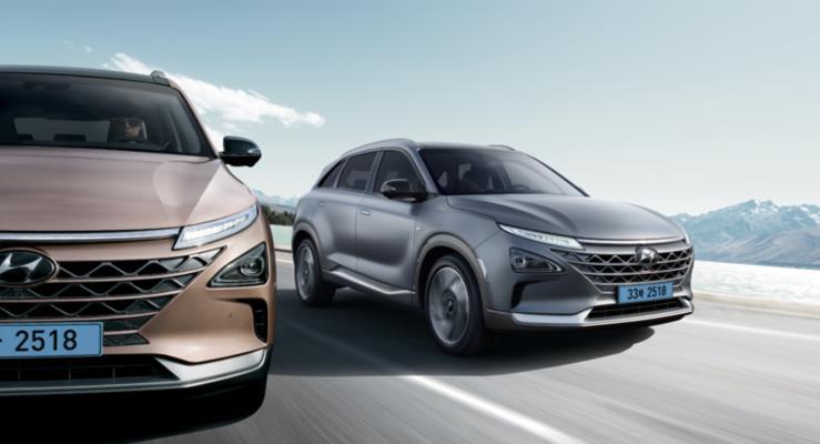 Hyundai NEXO'nun Öncelikli Hedefi Avrupa