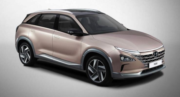 Hyundai'nin yeni hidrojenli elektrikli otomobili (FCEV) Las Vegas'ta tanıtılacak