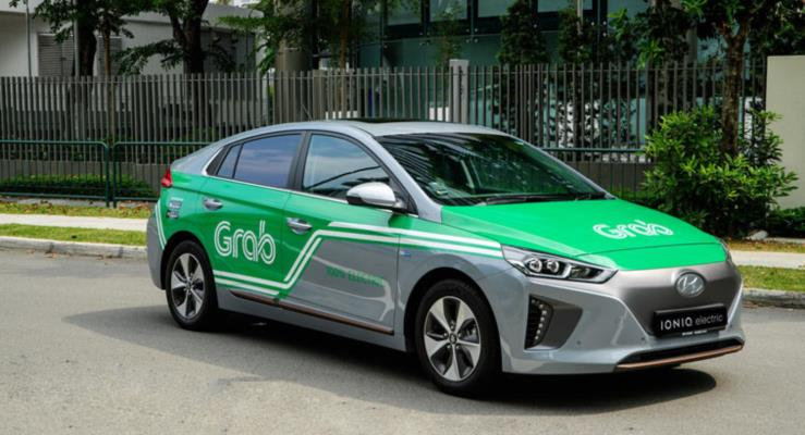 Hyundai paylaşımlı yolculuk uygulaması Grab