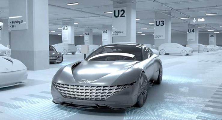 Hyundai ve Kia Otomatik Vale Park Sistemi