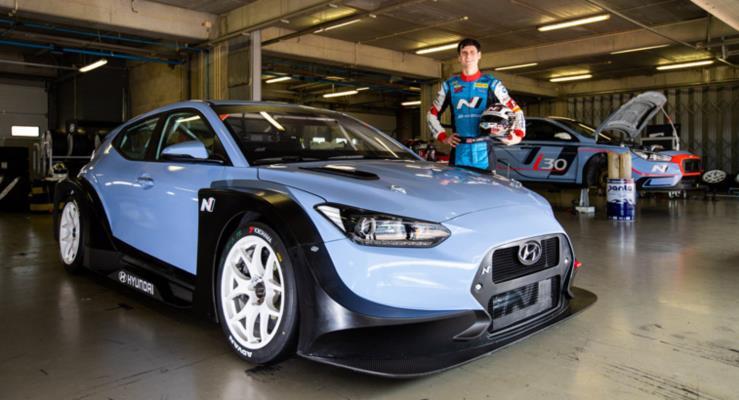 Hyundai Veloster N TCR tanıtıldı