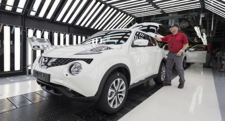 İkinci nesil Nissan Juke bir kaç ay sonra piyasaya çıkıyor