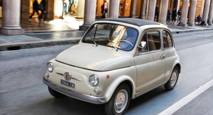 İlk Fiat 500 New York MoMA'da sergilenecek