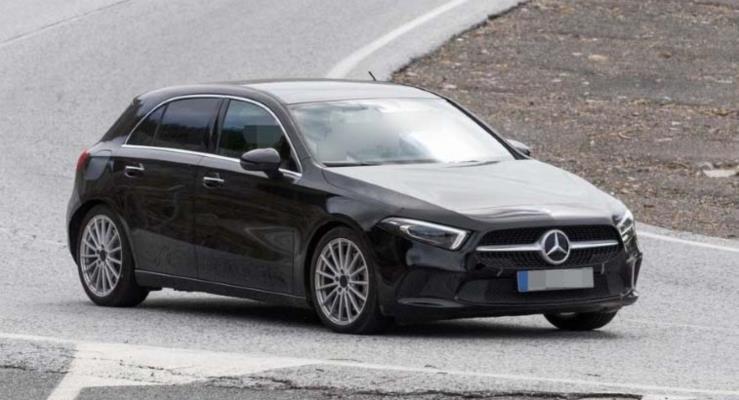 İlk Mercedes-Benz A-Serisi plug-in hibrit otomobil gelecek yıl çıkıyor
