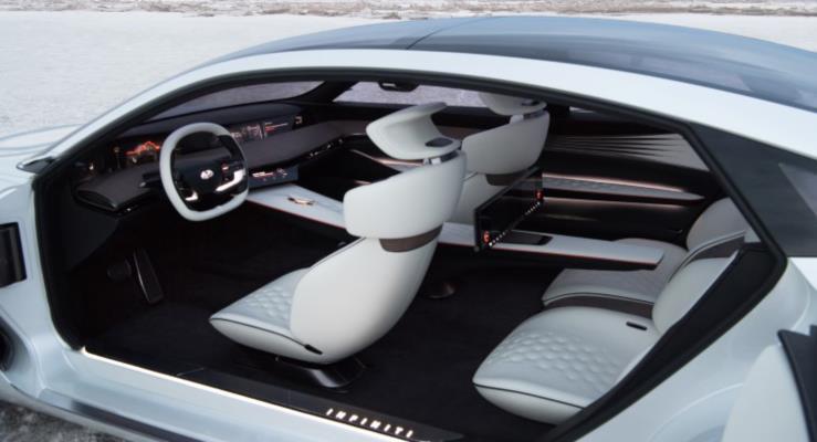 INFINITI, Detroit Otomobil Fuarı'nda iki tasarım ödülü kazandı