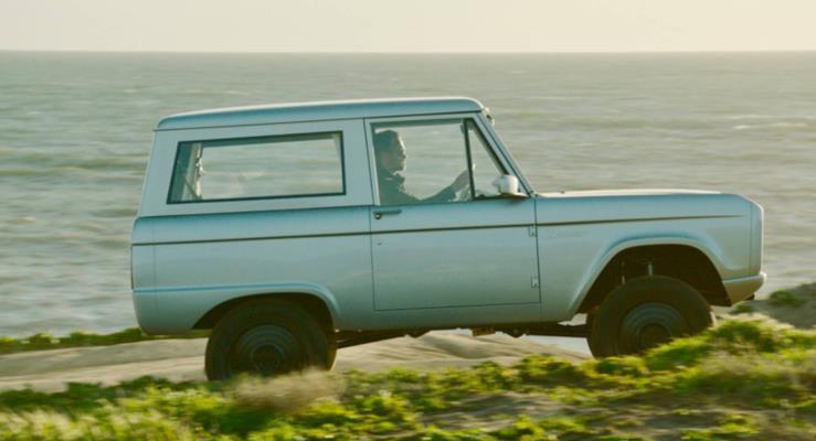 "İşte Elektrikli ""Klasik"" Ford Bronco"