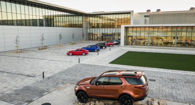 Jaguar-Land Rover Slovakya'da yıllık 100.000 kapasiteli yeni fabrika açıyor