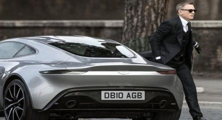 James Bond da elektrikli otomobile geçiyor