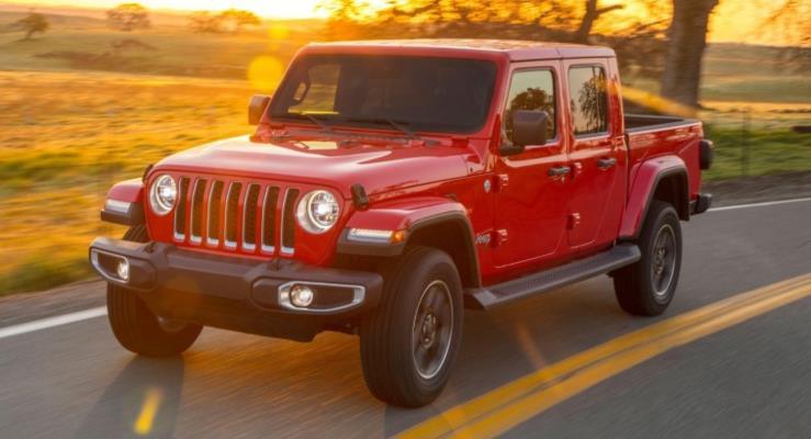 Jeep Gladiator Bu Yaz Avrupa'ya Geliyor