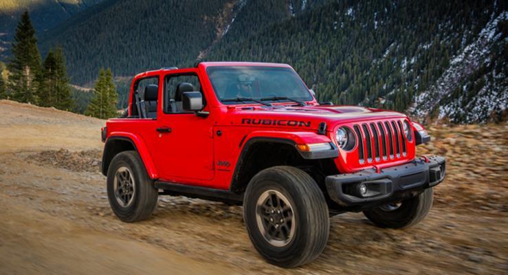Jeep® Wrangler'ın Yeni eTorque Yarı Hibrit Sistemi Continental Teknolojisi ile Çalışıyor