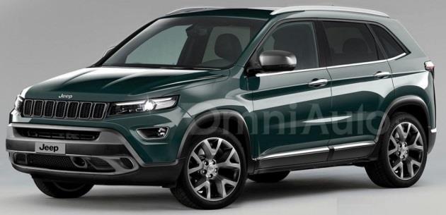 2017 Model Jipler >> Jeep Yeni SUV Modeli 551in Tantmn Erteledi