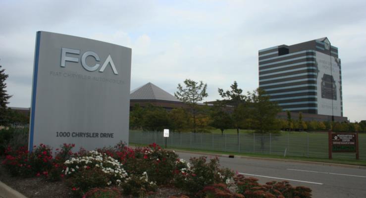Kanada federal hükümeti Fiat Chrysler'in 1.1 milyar dolar borcunu sildi