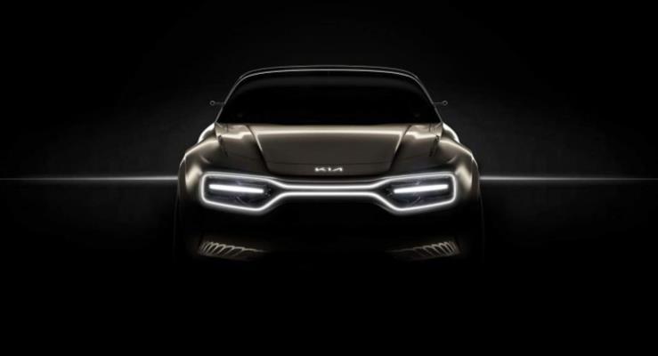 Kia'nın yeni elektrikli konsepti fütüristik görünüm ve güçlü performans vadediyor