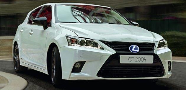 Lexus CT 200h Fiyatı Açıklandı
