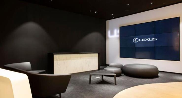 Lüks Anlayışı, Lounge By Lexus ile Brüksel Havalimanına Taşındı