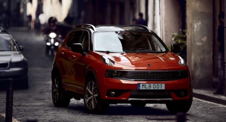 Lynk & Co Avrupa'da sadece hibrit ve elektrikli modeller sunacak