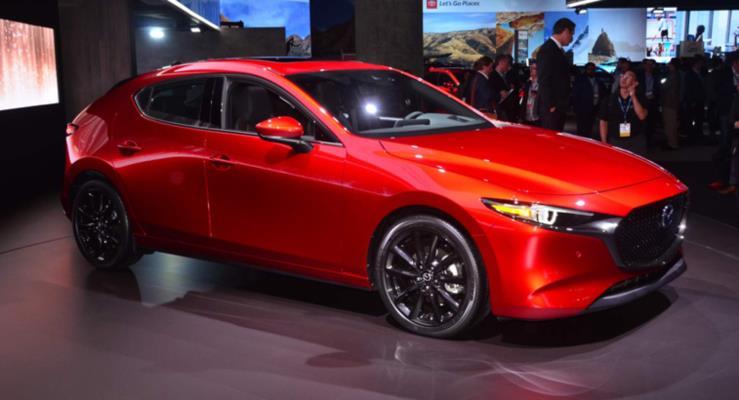 Mazda ilk elektrikli modelini geliştiriyor