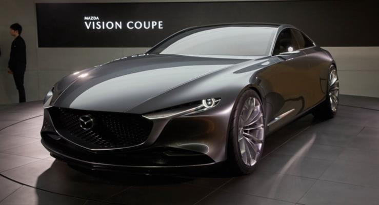 Mazda Yeni Altı Silindirli Skyactiv-X Motorlar Üzerinde Çalışıyor