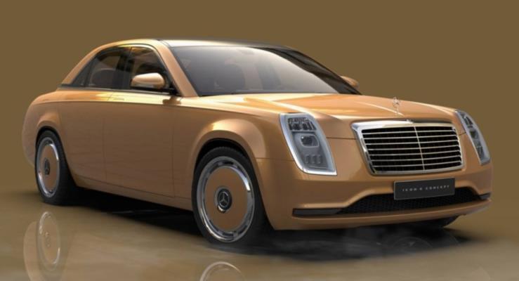 Mercedes-Benz Icon E Konsepti Klasik W115'i Günümüze Taşıyor