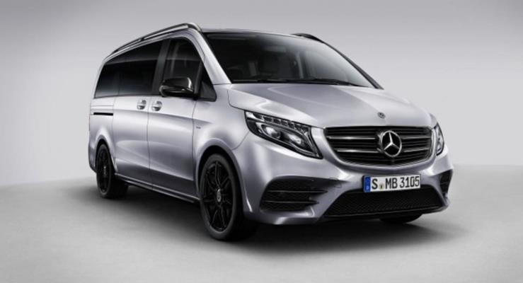 Mercedes-Benz V-Serisi Night Edition fiyatı açıklandı