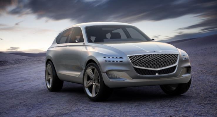 Yeni Hyundai Sonata ve Genesis SUV bu yıl çıkıyor