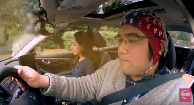 """Nissan, """"Brain-to-Vehicle"""" teknolojisiyle sürüşün geleceğini yeniden tanımlıyor"""