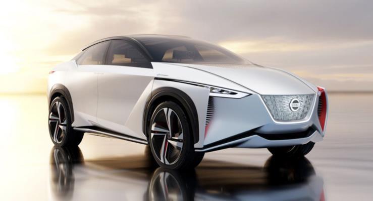 Nissan'dan yeni elektrikli otomobil sinyalleri