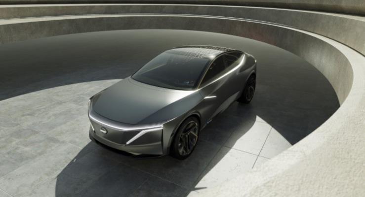 Nissan IMs konseptiyle sedan otomobiller kurtulabilir