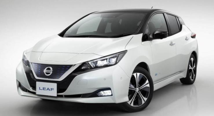 Nissan-Infiniti'den beş yılda altı elektrikli otomobil
