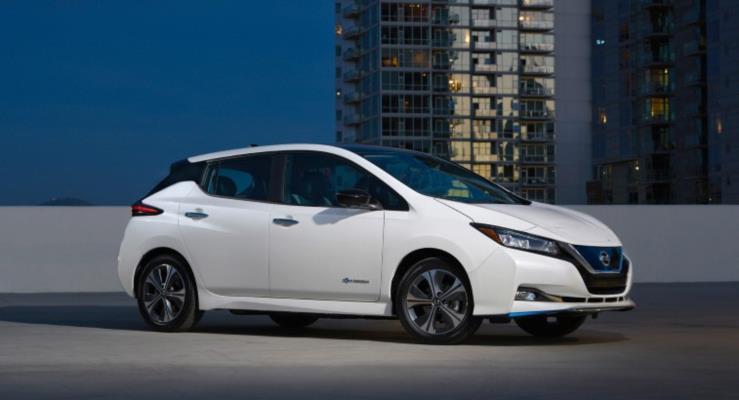 Nissan Leaf E+ Las Vegas'da tanıtıldı