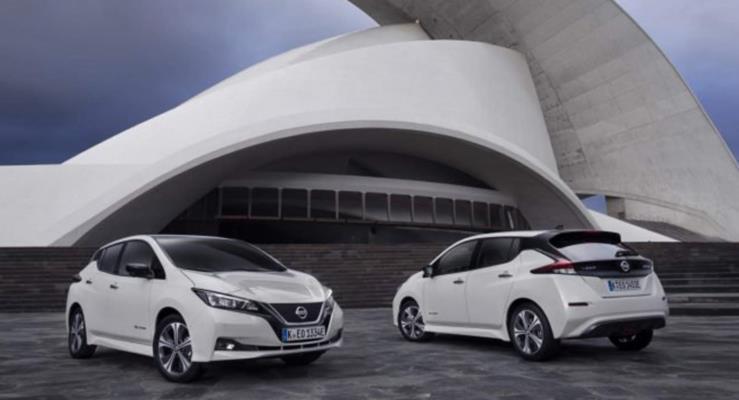 Norveç'te satılan her üç otomobilden birisi elektrikli