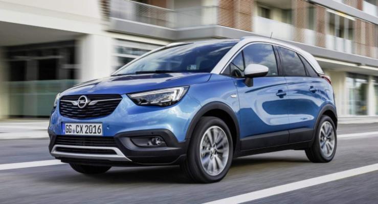 Opel Crossland X yeni 120 PS dizel motor ve deri koltuklarla güncellendi