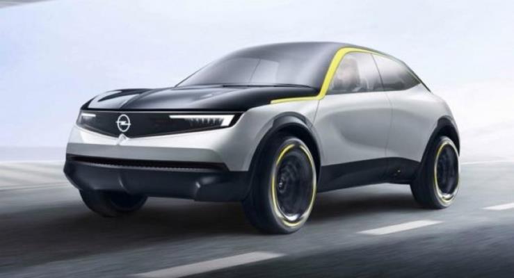 Opel elektrikli SUV konseptiyle yeni stilini sergiledi