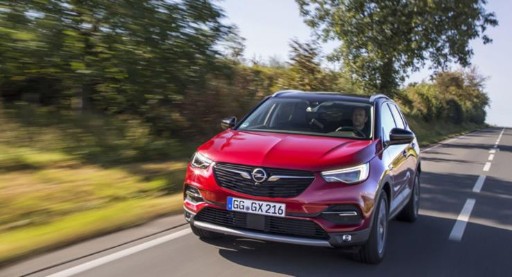 Opel Grandland X Design Line yeniliklerle dolu