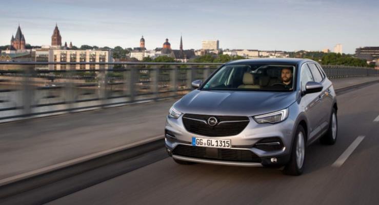 Opel Grandland X için PSA'dan 1.6 litre 180 PS turbo motor seçeneği