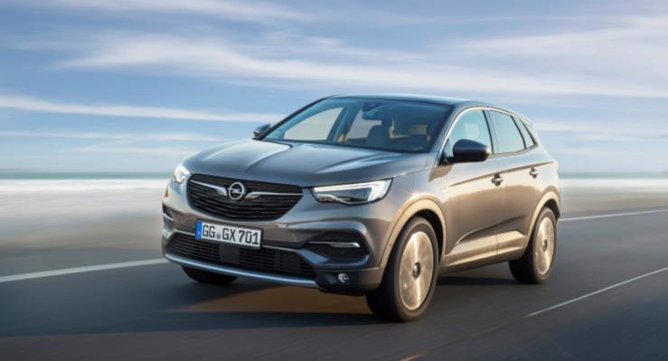 Opel Grandland X yeni 1.5 litre dizel motorla geliyor