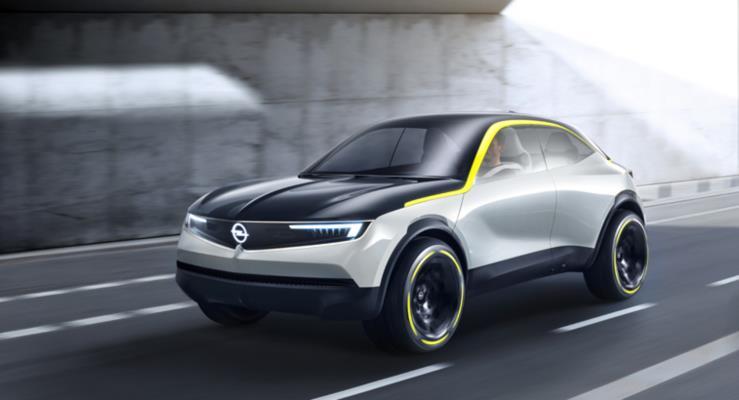 Opel GT X Experimental: Opel'in Gelecek Vizyonuna Cesur Bir Bakış