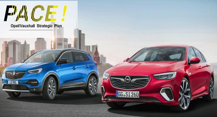 """Opel, """"Pace!"""" planının birinci yılını geride bıraktı"""
