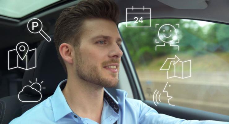 Bosch sesli asistanı direksiyona geçiriyor