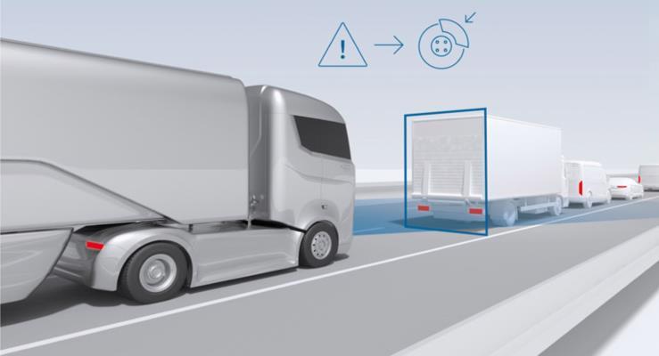 Otonom, ağa bağlı ve elektrikli: Bosch, yük trafiğinde bir ilke imza atıyor