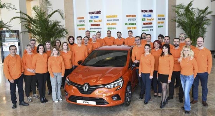 Oyak Renault'nun ekonomiye yeni katkısı: Yeni Clio