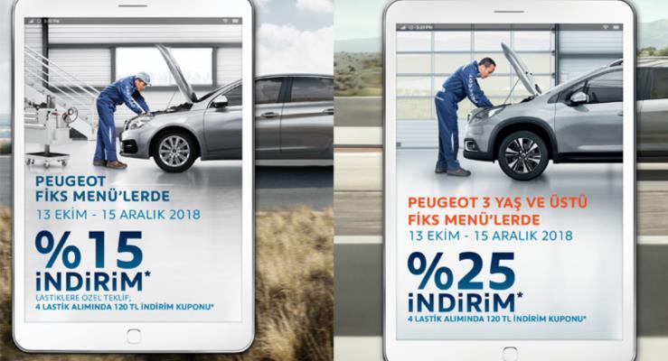 Peugeot: İlk günkü keyifle yola devam