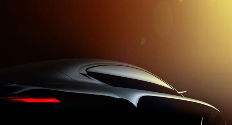 Pininfarina'dan HKG için iki kapılı coupe konsepti