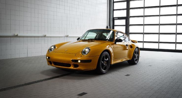 Porsche 911 Project Gold yeni emisyon standartları nedeniyle bazı ülkelerde yola çıkamayabilir