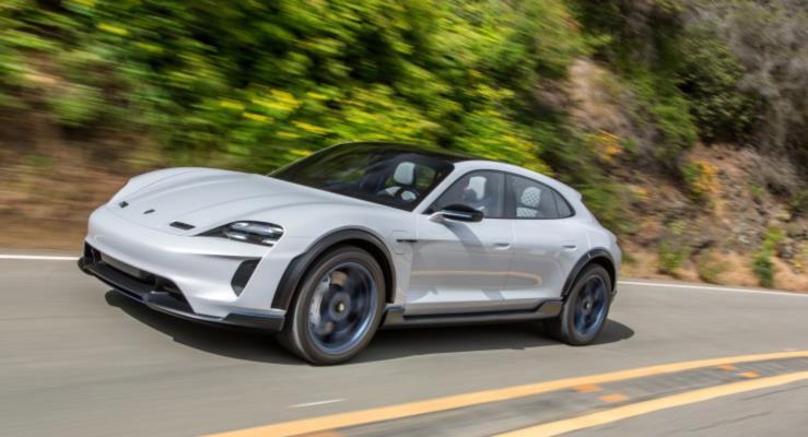 Porsche Mission E Cross Turismo seri üretime geçiyor